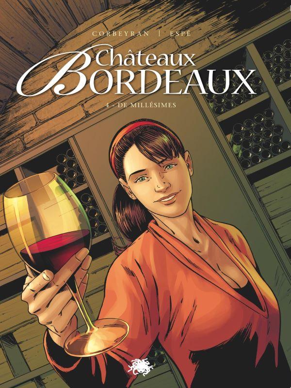 Chateaux Bordeaux 4- De Millesimes