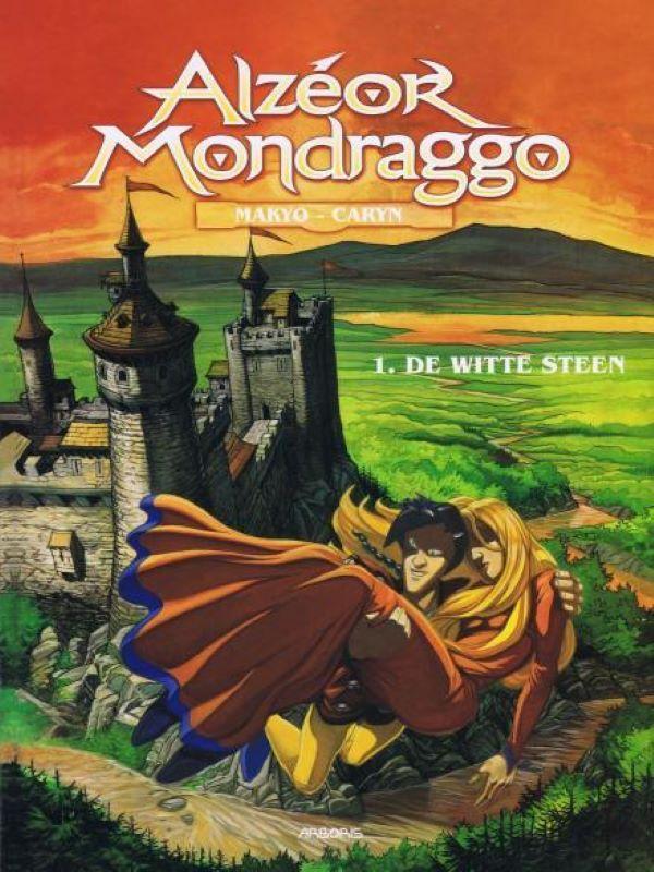Alzeor Mondraggo 1- De witte steen