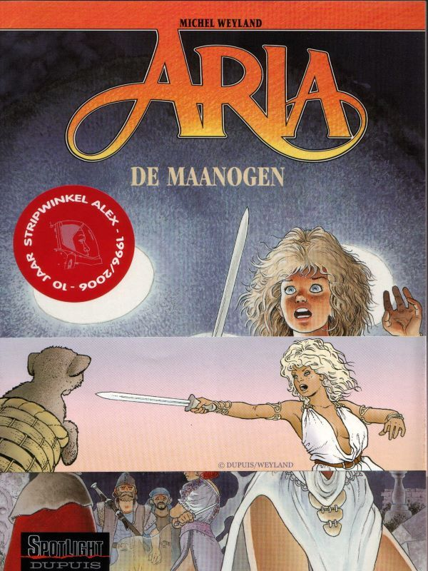 Album met wikkel - Aria