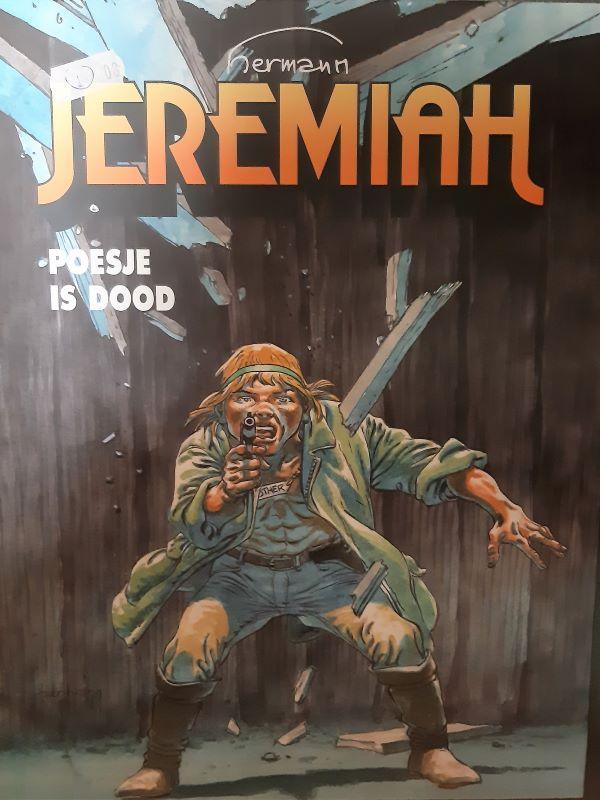 Jeremiah 29 - Poesje in dood