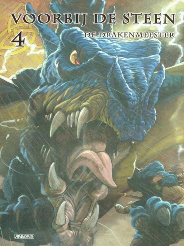 Voorbij de steen 4- De drakenmeester