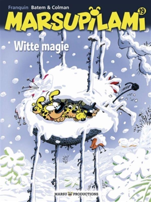 Marsupilami 19- Witte magie