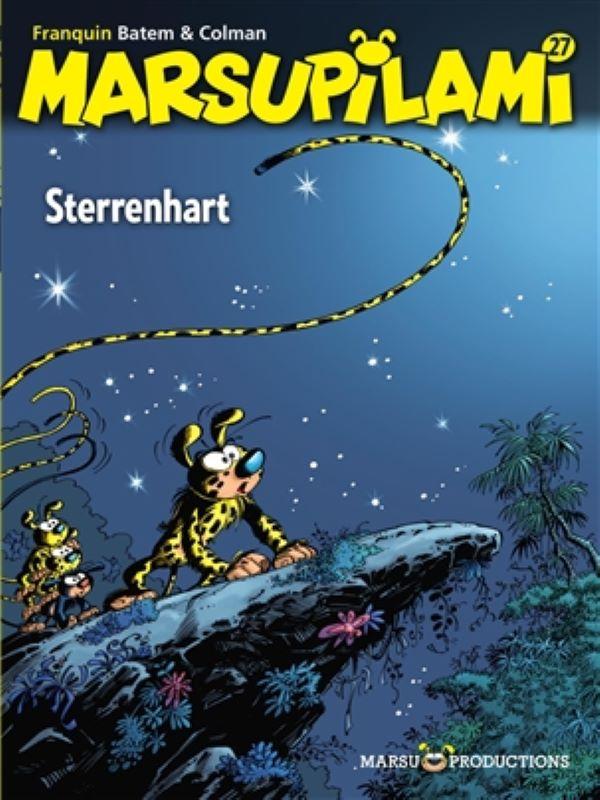 Marsupilami 27- Sterrenhart