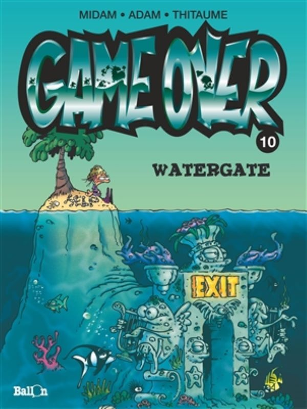 Game over 10- Watergate