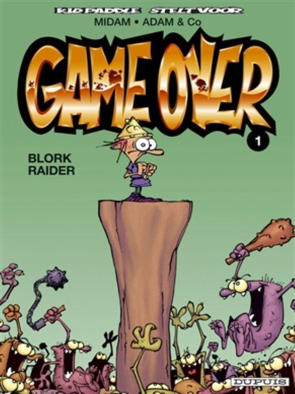 Game over 1- Blork raider