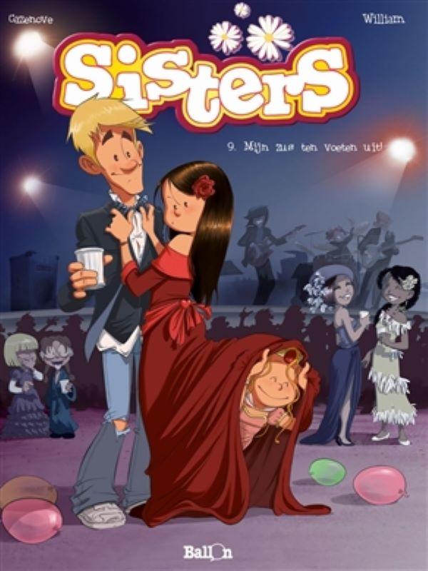 Sisters 9- Mijn zus ten voeten uit!