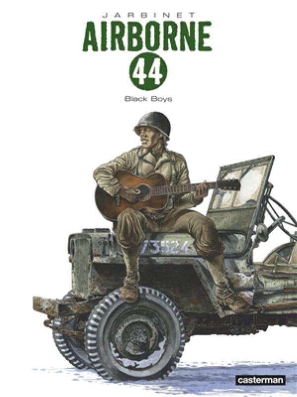 Airborne 44 deel 9- Black Bottem boys