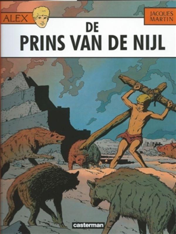 Alex 11- De prins van de Nijl