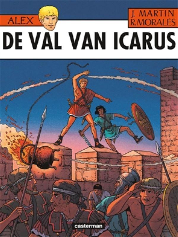Alex 22- De val van Icarus