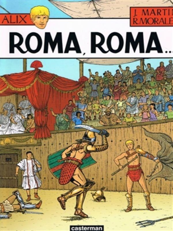 Alex 24- Roma, Roma, ...