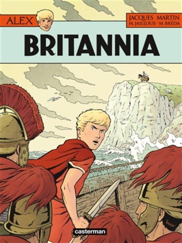 Alex 33- Britannia