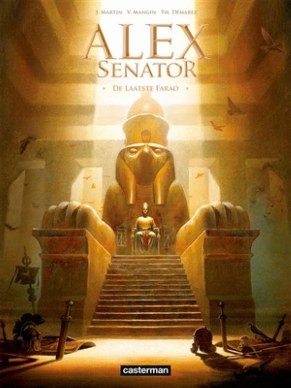 Alex senator 2- De laatste farao