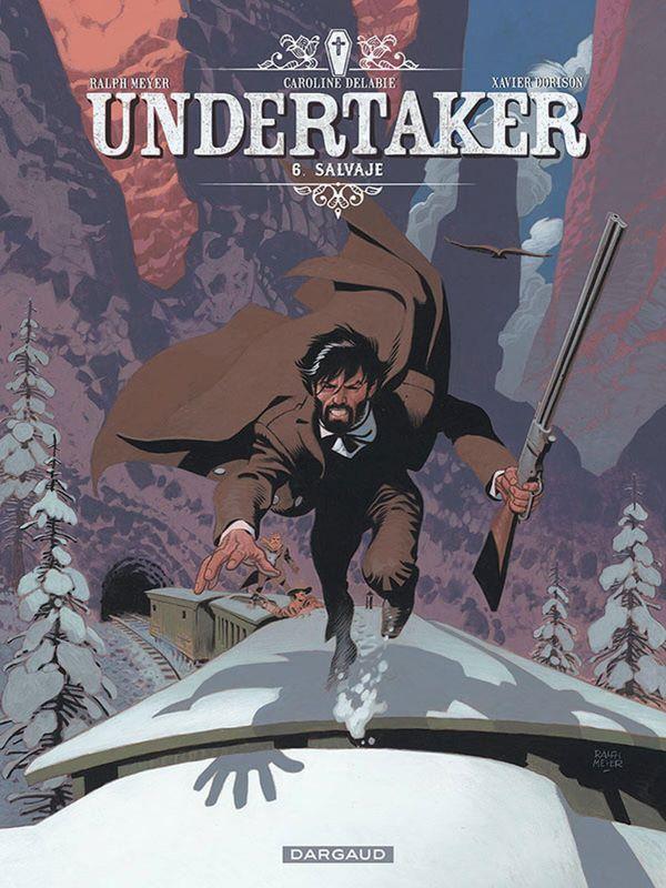 Undertaker 6- Salvaje