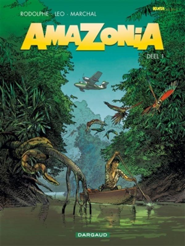 Amazonia deel 1