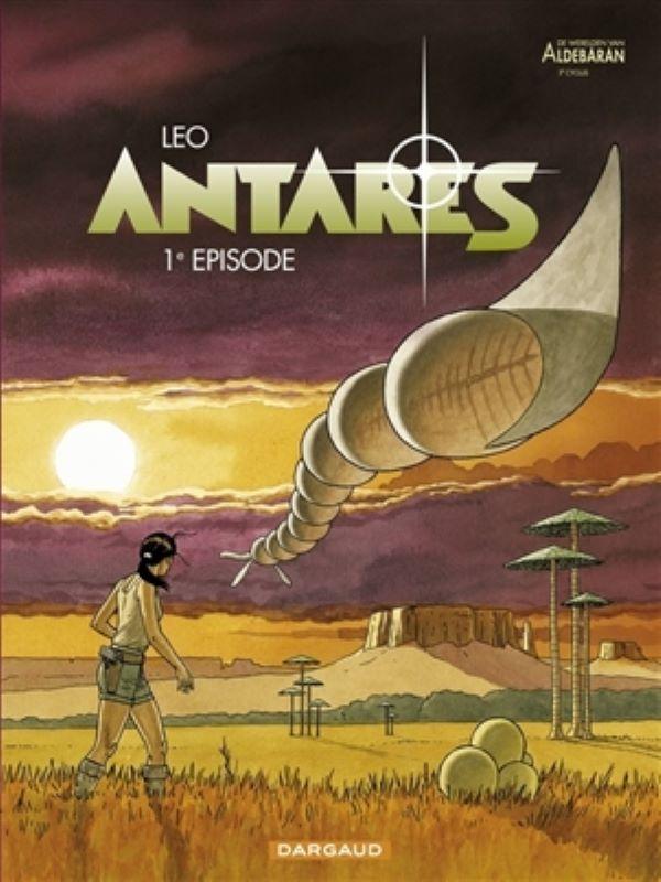 Antares 1- 1ste episode