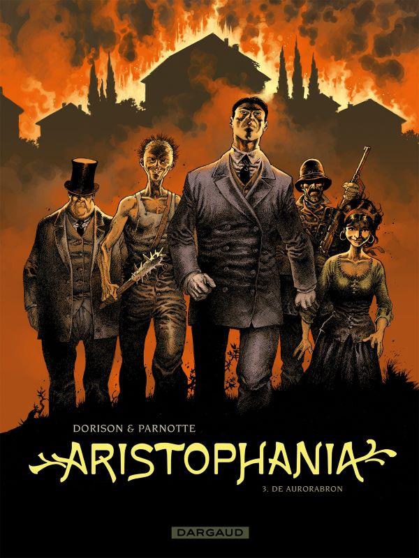 Aristophania 3- De Aurorabron