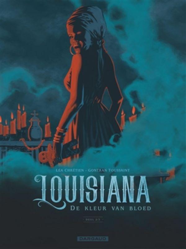Louisiana 2- De kleur van het bloed deel 2
