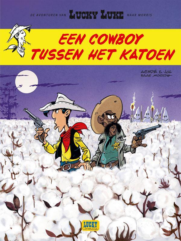 Lucky Luke, nieuwe avonturen 9- Een cowboy tussen het katoen