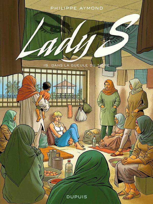 Lady S 15- In de muil van de tijger