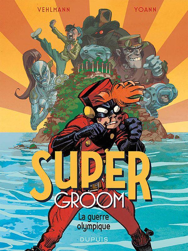 Supergroom 2- De olympische oorlog