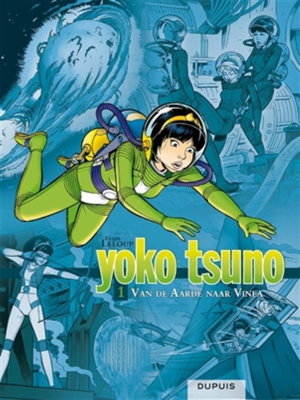 Yoko Tsuno 9- integraal