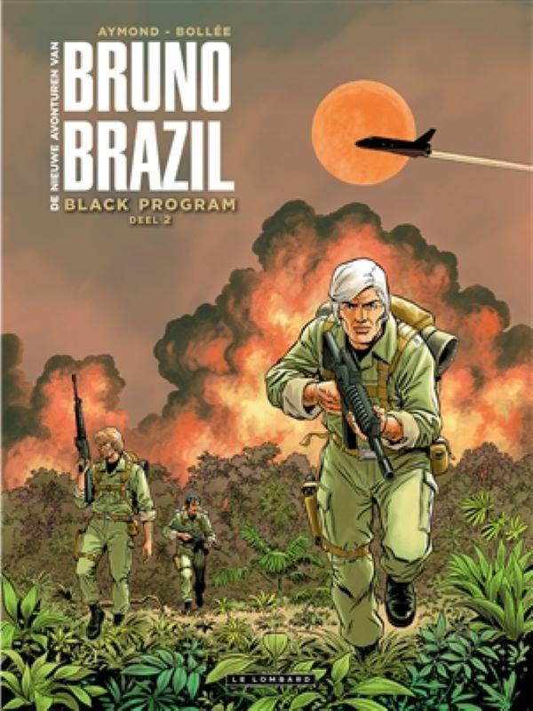 Bruno Brazil (nieuwe avonturen) - Black Program 2