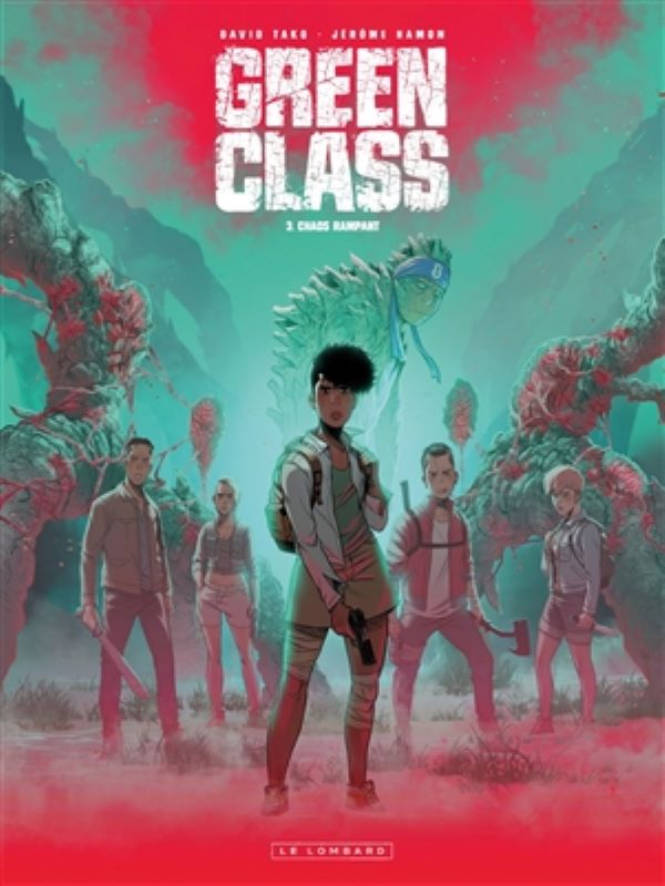 Green class 3- Overal chaos