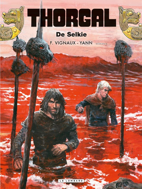 Thorgal 38- De Selkie
