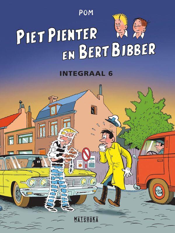 Piet Pienter en Bert Bibber 6- integraal
