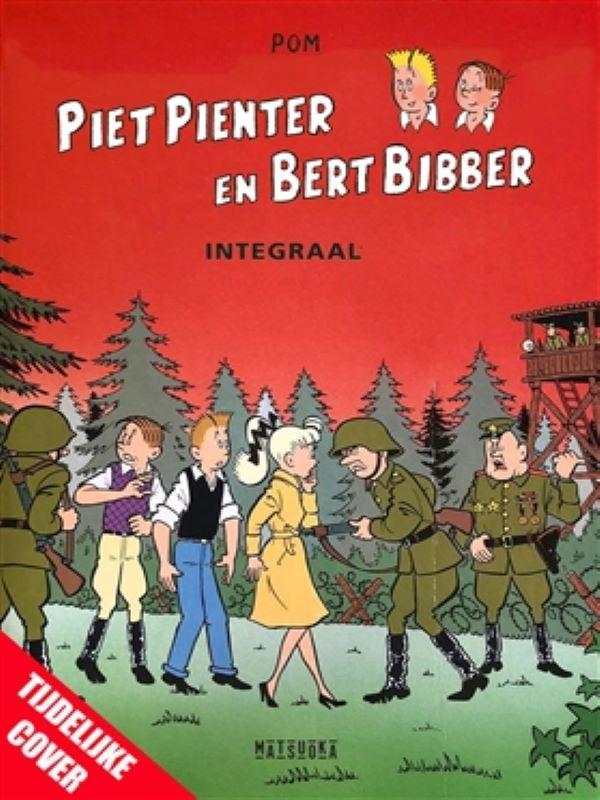 Piet Pienter & Bert Bibber 5- integraal