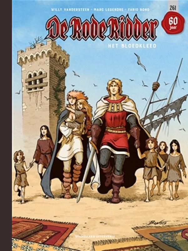 De Rode Ridder 261 Luxe- Het bloedkleed