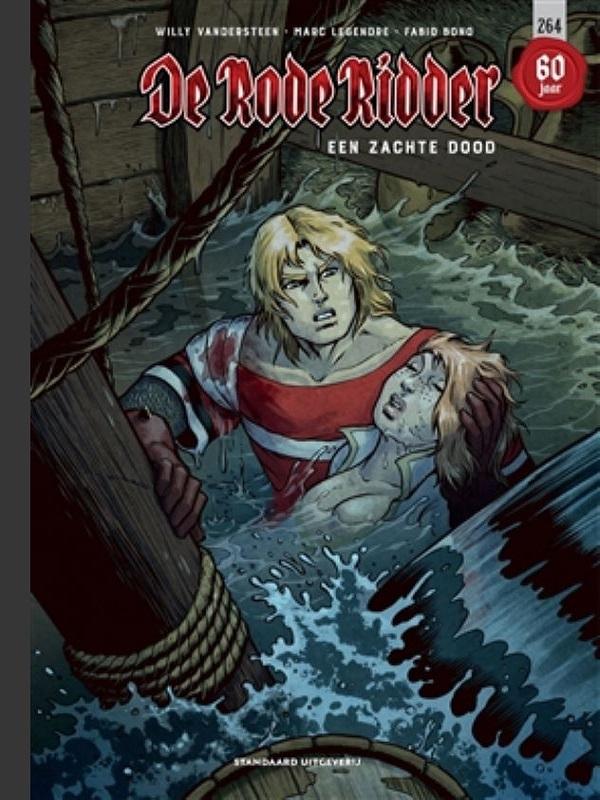 De Rode Ridder 264 Luxe- Een zachte dood