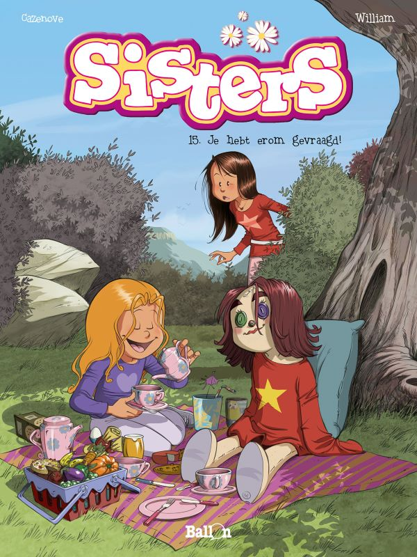 Sisters 15- Je hebt erom gevraagd