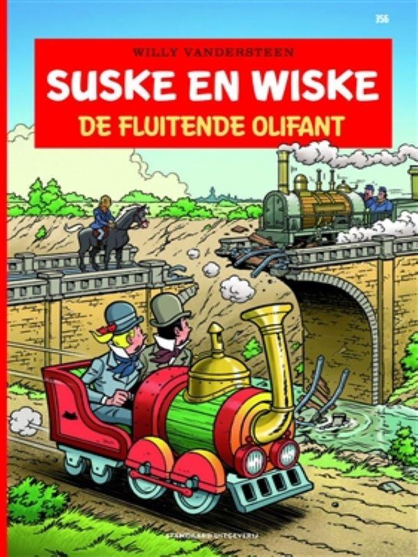 Suske en Wiske 356- De fluitende olifant