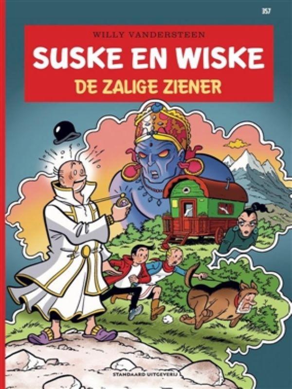 Suske en Wiske 357- De zalige ziener