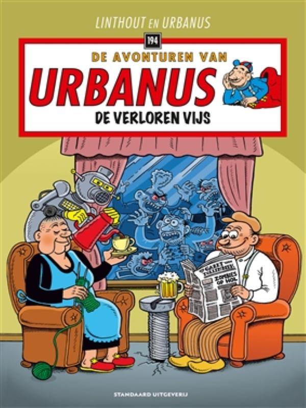 Urbanus 194- De verloren vijs