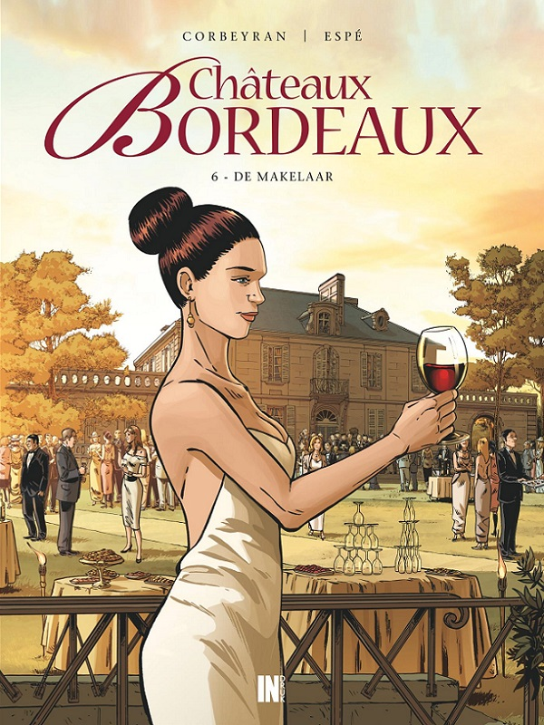Chateaux Bordeaux 6- De makelaar