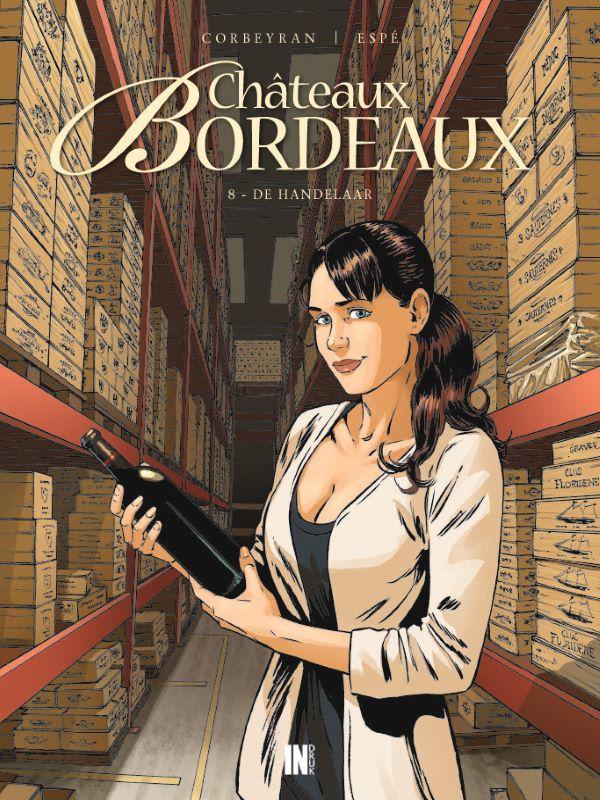 Chateaux Bordeaux 8 - De handelaar