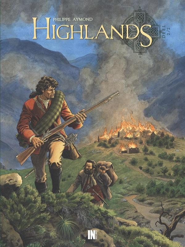 Highlands 2- De overlevende van de donkere waters
