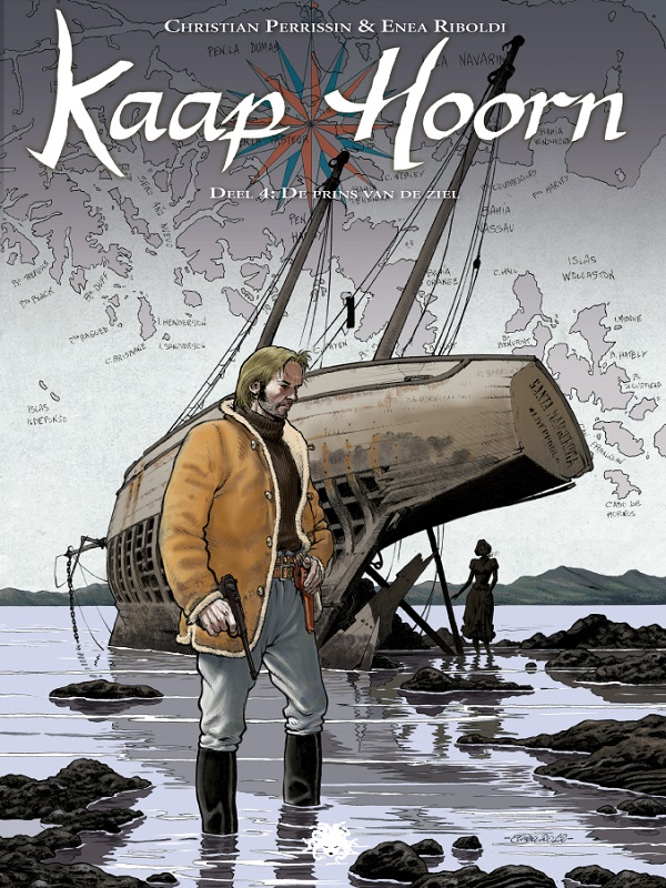 Kaap Hoorn 4- De prins van de ziel