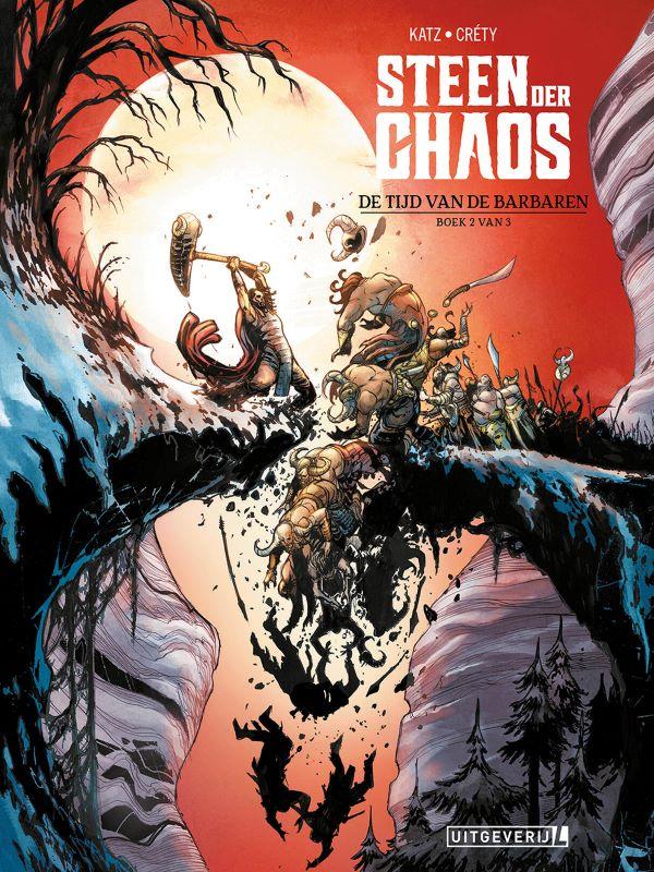 Steen der Chaos 2- De tijd van de barbaren