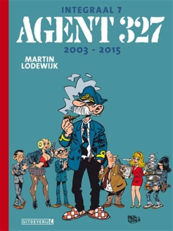 Agent 327- integraal 7