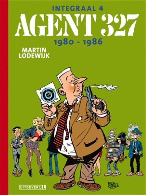 Agent 327 4- Integraal 1980-1986