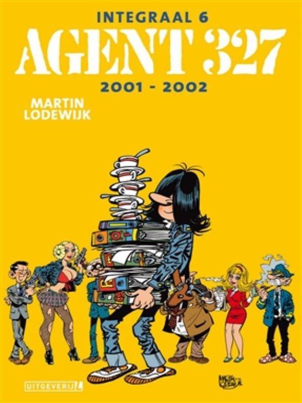 Agent 327 6- integraal 2001-2002