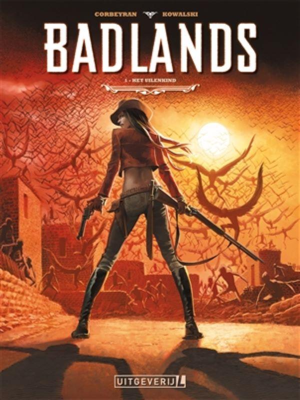 Badlands 1- Het uilenkind