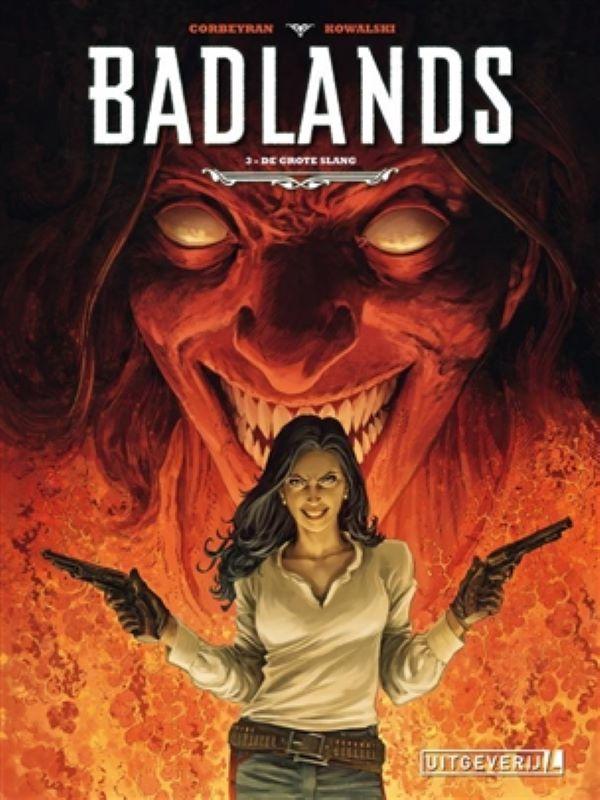 Badlands 3- De grote slang
