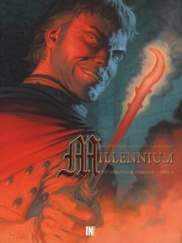 Millennium 4- Het vergiftigde evangelie