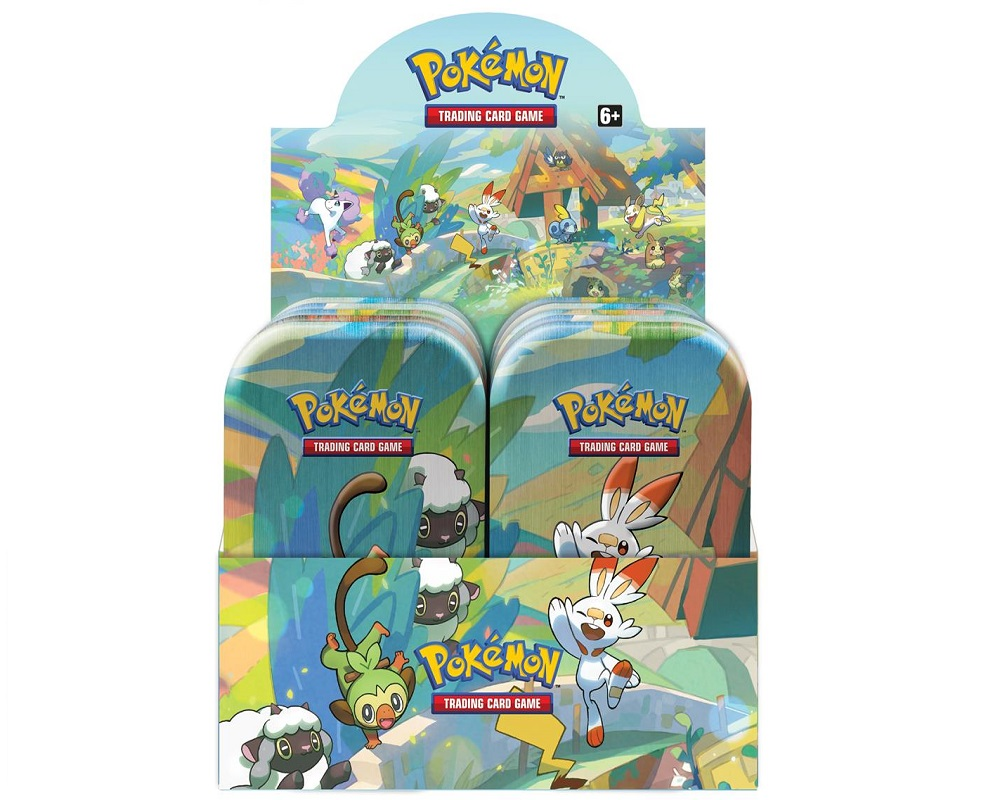 POK TCG Galar Pals Mini Tin