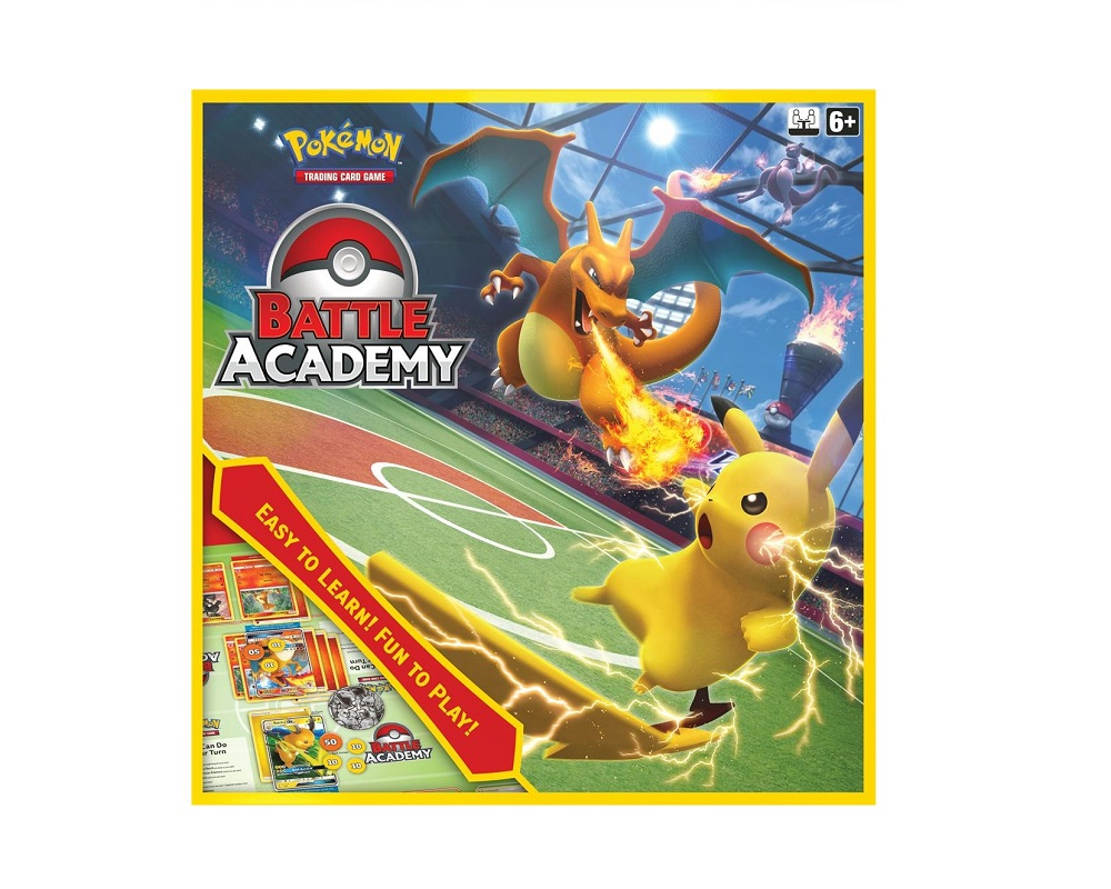 Pok TCG Battle Academy