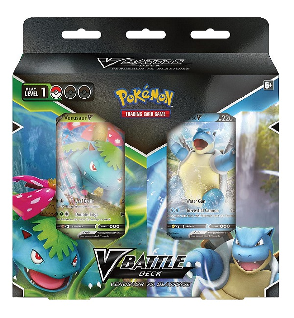 V Battle Deck Bundle